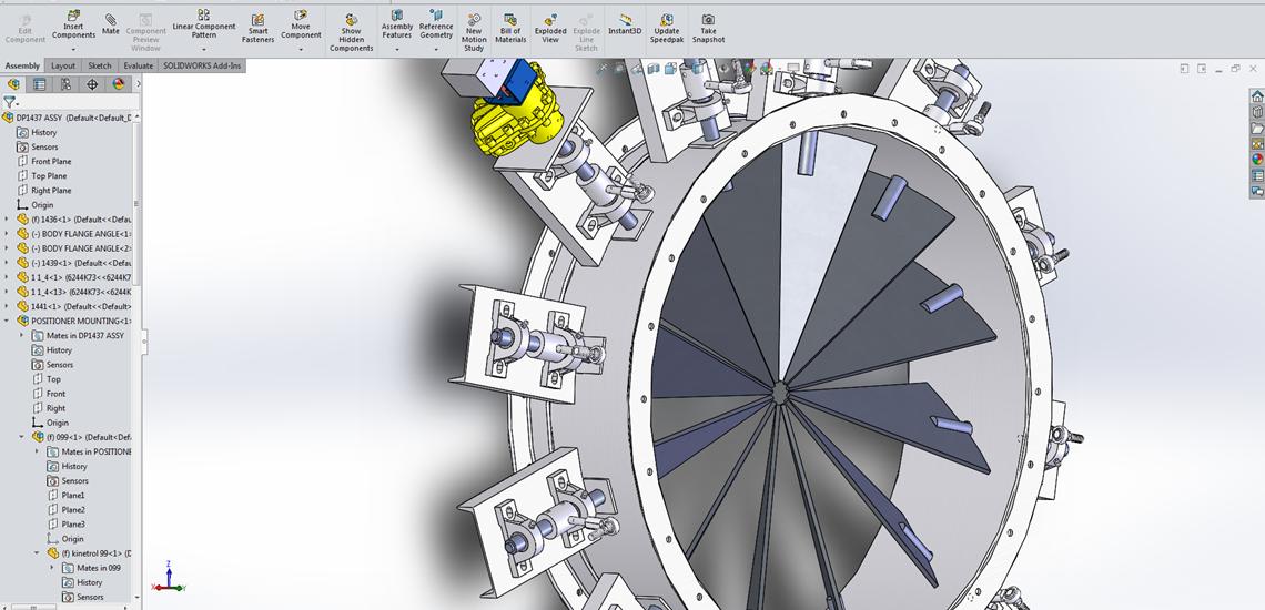 Online Solidworks Design Services